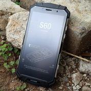 Hape Outdoor Android Doogee S60 New 4G LTE RAM 6GB Camera 21MP IP68 Certified