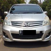 Grand Livina XV AT 2012 Facelift SilveR Siap Pakai TDP 6jt