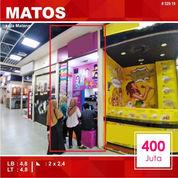 Kios Stan Dekat Hypermart Di Matos Mall Kota Malang _ 529.19