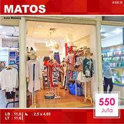 Kios Stan Dekat Foodcourt Di Matos Mall Kota Malang _ 530.19