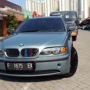 Bmw 318i E46 2002 N42 Hijau Velg R19