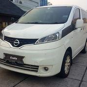 Nissan Evalia XV 1.5 AT 2013 Putih Dp 19 T
