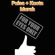 Pulsa + Kuota Handphone