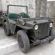 Mini Jeep Custom Kuat Antik Cantik Bro