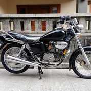 Mahator 125 Sisa Dealer Tahun 2001