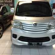 [Satria Jaya Mobil 5] Daihatsu Luxio D MT 2014