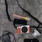 Camera Fujifilm XA5 Bekas Nego Tipis