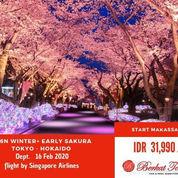 Liburan 2 Musim Sekaligus Di Jepang