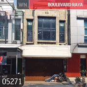 Ruko Boulevard Raya Kelapa Gading, Jakarta Utara