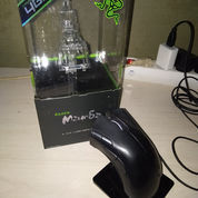 Razer Mamba Wireless Mouse + Razer Lycosa Keyboard Gaming