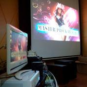 Home Theater Dan Karaoke Set