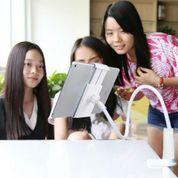 Lazypod Arm Universal Tablet PC Holder Dengan Klip 360 Derajat?