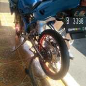 Motor Kawasaki Ninja Rr150 Ss Lengkap Bpk Stnk
