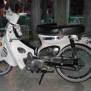 Honda Astrea 70 Masih Bisa Starter