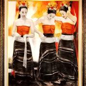 Lukisan 3 Dewi Kecantikan