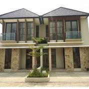 Rumah Baru Mewah Cluster 2 Lantai Pondok Bambu Jakarta Timur