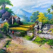 Lukisan Surga Dunia
