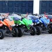 Motor Mini ATV Quad Bike 49cc- ATV3 MANTAP