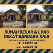 Rumah Mewah Tanah Luas Didalam Komplek Kota Tanjung Morawa