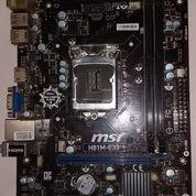 Mainboard MSI H81M-E33 Socket 1150