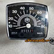 Speedometer Vespa 50