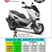 Yamaha N Max Non Abs Putih Harga Jakarta