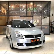[S. A. C] Suzuki Swift 1.5 ST MT 2012 SIlverr