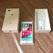 IPhone 8plus 256gb Gold Garansi Ibox