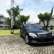 Mercedes Benz S350 Th 2010 3TV Miles 32rb Full Opt Seperti Baru