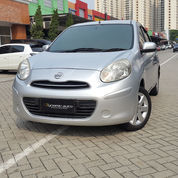 Nissan March 1.2 MT 2011 Silver Pajak Hidup