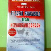 Buku Filsafat Pancasila Dan Kewarganegaraan