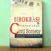 Buku Birokrasi Pembentukan Civil Socienty