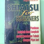 Buku SHIATSU For Beginners