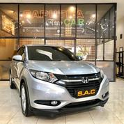 [S. A. C] Honda HRV 1.5 E CVT AT 2018 Silverr