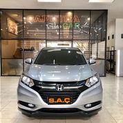 Honda HRV 1.5 E CVT AT 2018 Silver OK IStimewa