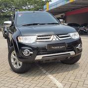 Mitsubishi Pajero Dakar VGT 2015 Tangan 1