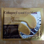 Gold Eye Crystal Collagen Mask