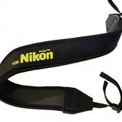 Neoprene Neck Strap Camera DSLR Mirrorless Nikon Palapa Street
