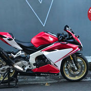 Honda CBR 250RR Kondisi 99,99% Seperti Baru
