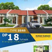 Awas Sisa 1 Unit Harga 115Jt, Rumah Subsidi Kota Malang-Indi Risma