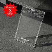 "Casing Case Hardisk HDD External 2.5"" USB 3.0 SSD Vivan VSHD1 Murah"