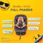 Carseat Cocolatte Full Phases Car Seat Bayi Jok Mobil Anak Bayi Murah