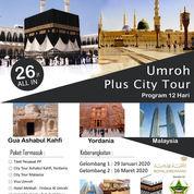 Umroh Plus 3 Negara, Umroh Plus City Tour Ashabul Kahfi Dan Malaysia