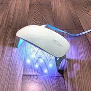 SUN Mini UV LED Nail Lamp Mini Pengering Kutek Gel Kuku Nail Art