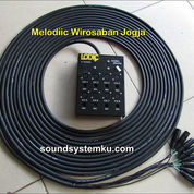 Kabel Snake 8 Channel Lodic