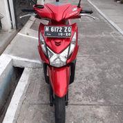 Honda Beat Tahun 2015 Merah