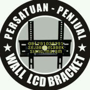 Bracket Tv Led 32 / 40 43 / 55 / 65 Terima Pasang