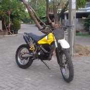 Motor Trail Minerva 150cc Tahun 2008
