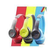 Headset Earphones P47 Bluetooth Wireless Headphones