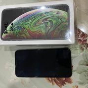 Iphone Xs Max 256 Dualsim Mulus.